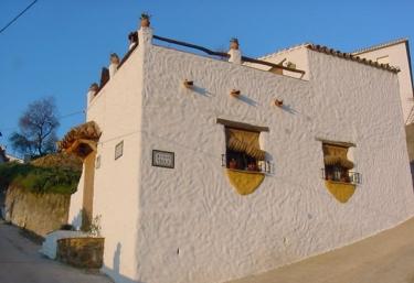 Casa El Cantón - Jimera De Libar, Málaga