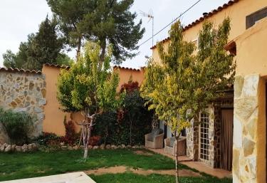 Casas rurales con piscina en albacete for Casas rurales con piscina en alquiler