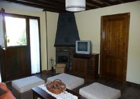 Apartamento con acceso adaptado- Luna de Vilar
