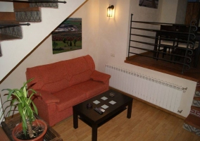 Sala de estar y comedor