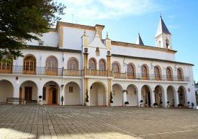 Real Monasterio de Cortes