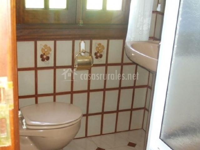Casa barrosa ii en sanxenxo pontevedra for Cuarto de bano completo