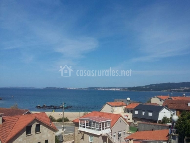 Casa rural loira en marin casco urbano pontevedra - Casa rural marin ...