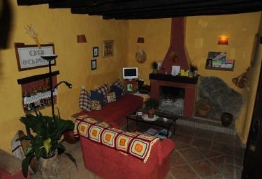 Casa Ochavita - Algatocin, Málaga