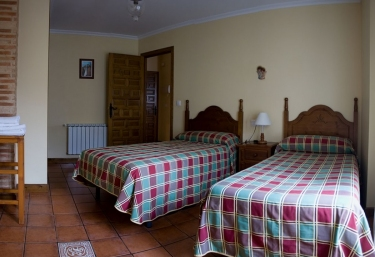 Casa Tardón - Canserta - Alcaraz, Albacete