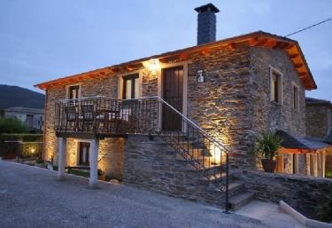 Apartamento Álvaro Cunqueiro - Villaframil, Lugo