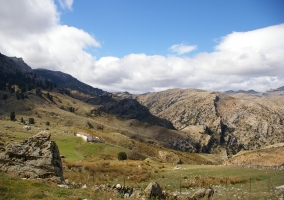 Parque natural Sierra de las Nieves