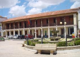 Ayuntamiento Villarejo de Salvanés