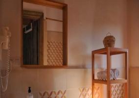 Cocina de coloridos azulejos