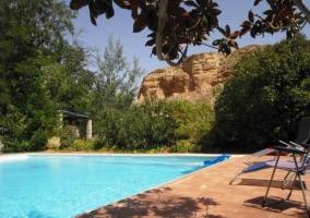Cueva Alba con Jacuzzi