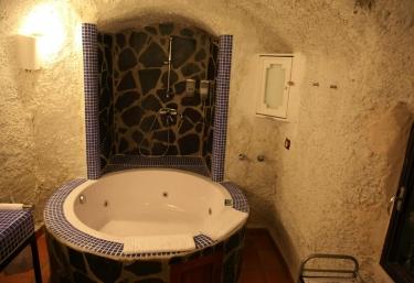 Cueva Beso con Jacuzzi - Guadix, Granada