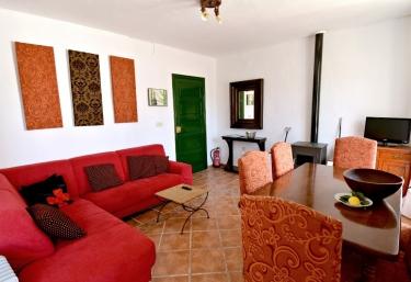 Casa Rural El Ciruelo - Casitas de la Sierra - Montejaque, Málaga