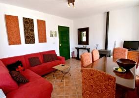 Casa Rural El Ciruelo - Casitas de la Sierra