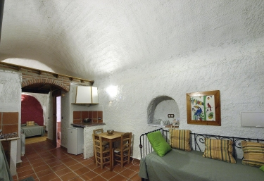 Cueva Cebada - Guadix, Granada
