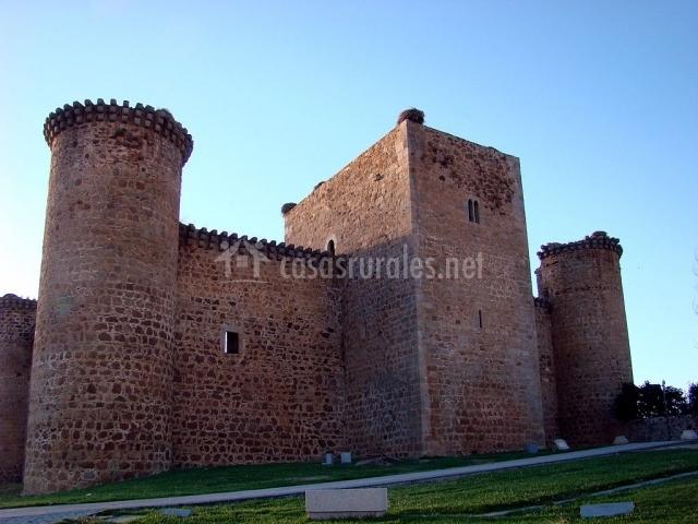 Castillo en Barco de Ávila