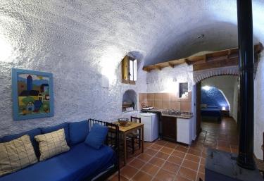 Cueva Trigo - Guadix, Granada