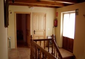 Dormitorios con puertas de madera