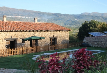 Casa Rural El Vallejo - Casas Del Castañar, Cáceres