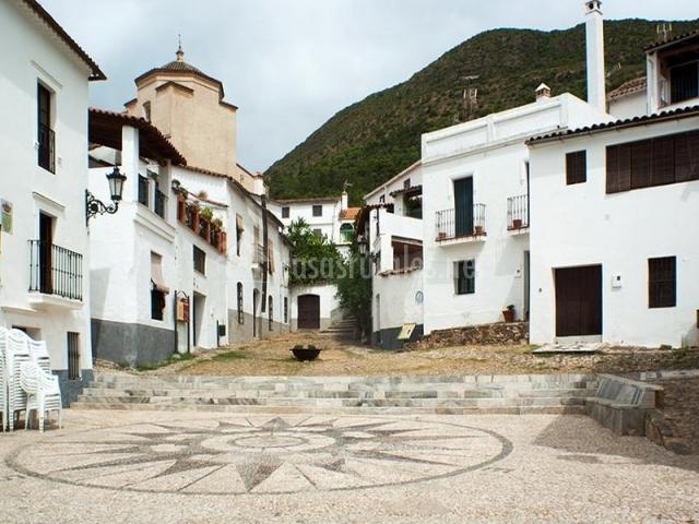 Apartamento tomillo en linares de la sierra huelva - Casa rural linares de la sierra ...
