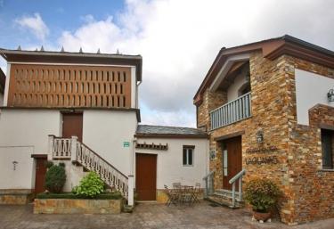 Lagunas Apartamentos Rurales - Apto 2 - Castropol, Asturias