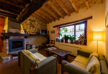 Hotel Rural Piedra Abierta - San Martin De Perapertu, Palencia
