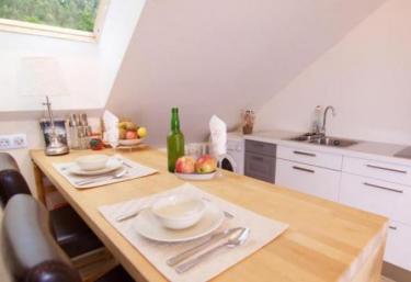 Apartamento 1- Apartamentos Yérbano - San Tirso (Siero), Asturias