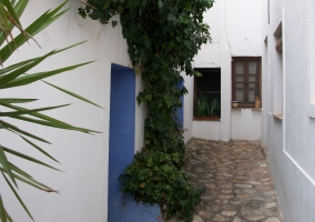 Casa Patio - Casa Rural Tornero - Alcala Del Jucar, Albacete