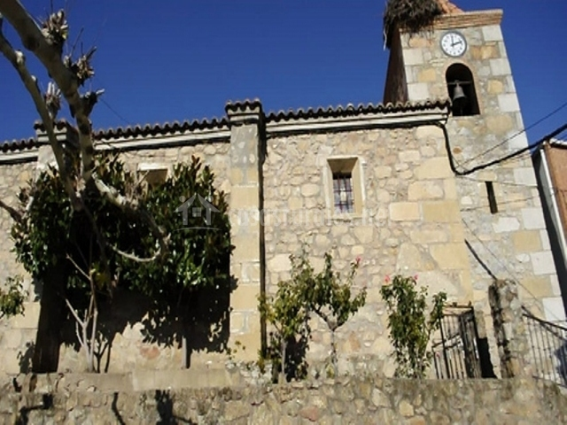Iglesia de Rebollar