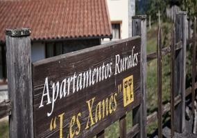 Apartamentos Rurales Les Xanes