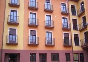 Apartamento Tipo Escalinata