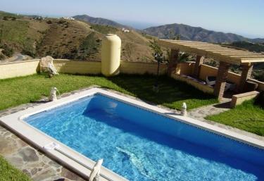 Casa Paraíso Andaluz - Sedella, Málaga