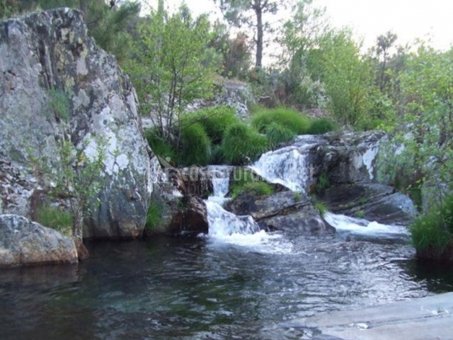 Zona natural de Azabal