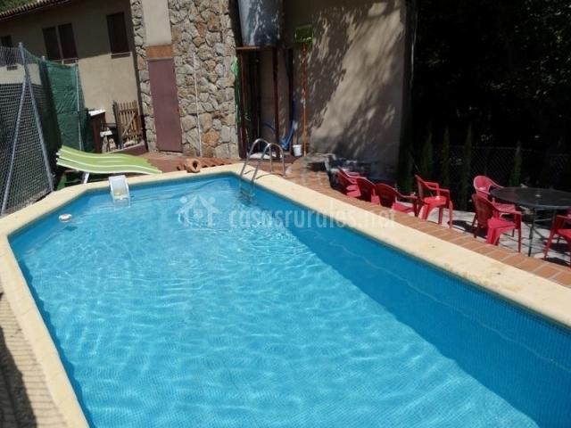 Casa rural el molino del sol en navaconcejo c ceres for Casas rurales en caceres con piscina