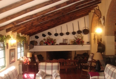 Casa Rural Sierra de Mampar - Hornachos, Badajoz