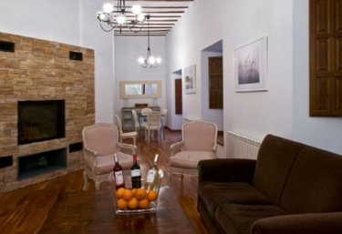 Casa de la Bodega - Las Casas del Vino - Chinchilla De Monte Aragon, Albacete