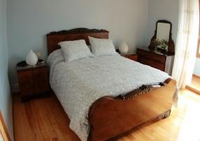 2º dormitorio con mirador