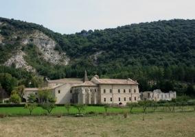 Monasterio de Irantzu