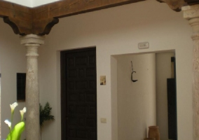 Puertas de las habitaciones