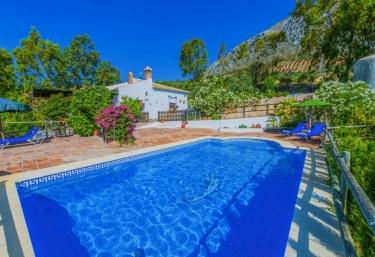 Alojamiento Rural Villa Ramos - El Chorro, Málaga