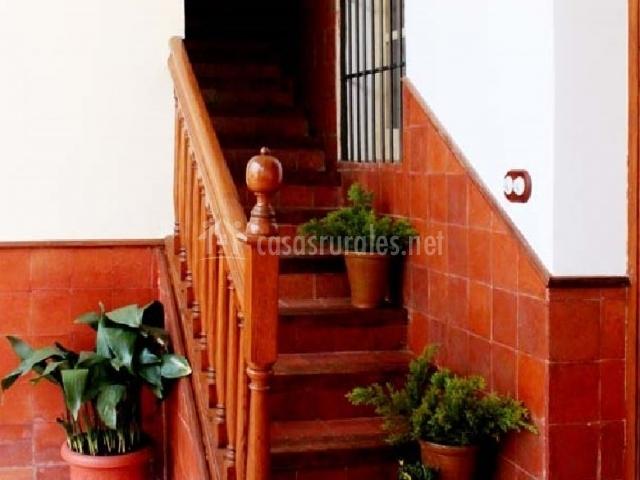 Pequeñas escaleras