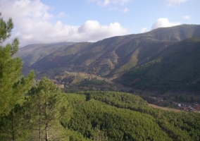 Sierra de Gata en Cáceres