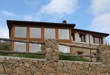 Ecológica Casa del Sol - Navacepeda De Tormes, Ávila