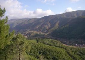 Sierra de Gata en Caceres