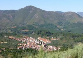Vista Sierra de Gata