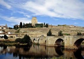 Pueblo medieval Ciudad Rodrigo