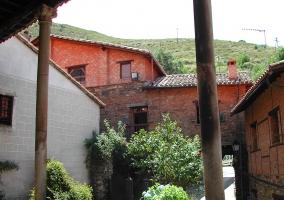 Pueblo y fachadas