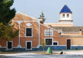 Casa Principal - Cortijo de Rojas