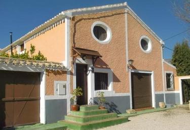 Casa de la Almazara - Moratalla, Murcia