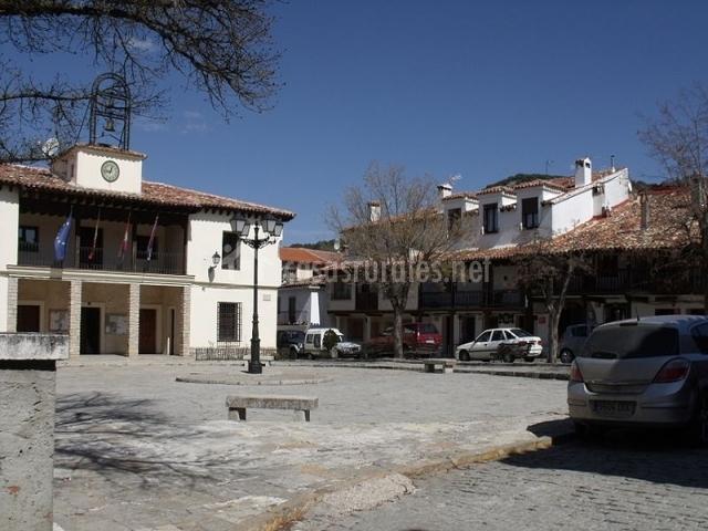 Alojamiento r o masegar casas rurales en beteta cuenca - Casa rural beteta ...
