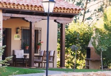 La Higuera - Cortijo Bellavista - Alcaraz, Albacete
